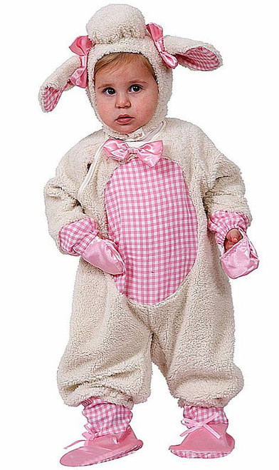 Grazing Lamb Child Costume