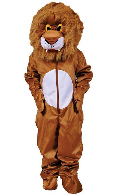 Plush Lion Adult Costume