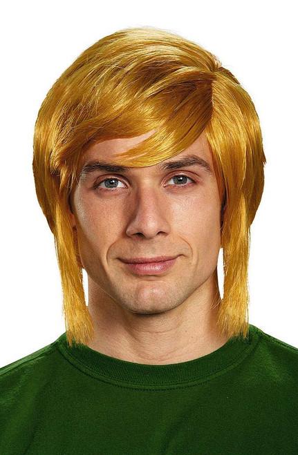 Zelda Link Adult Wig