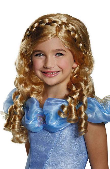 Cinderella Movie Child Wig