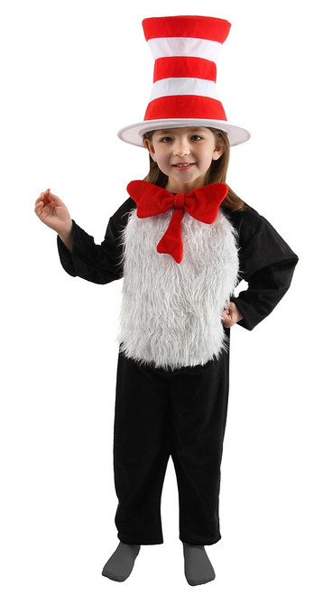 Kids Deluxe Cat in the Hat