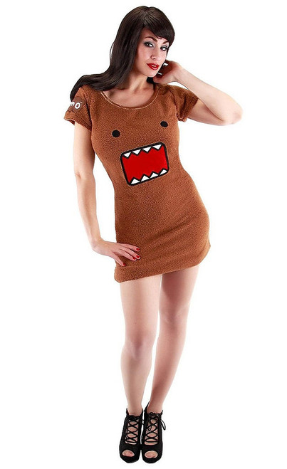 Domo Brown Dress