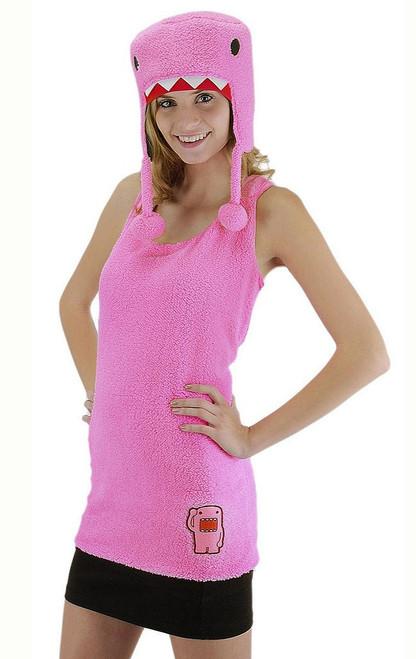 Domo Pink Costume