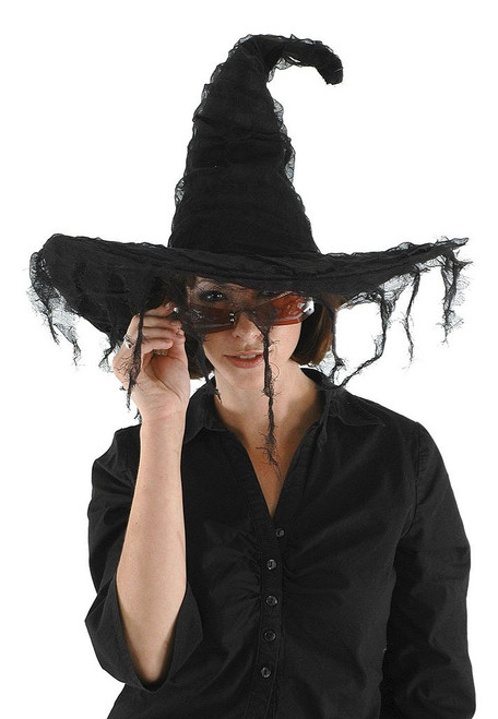 Grunge Witch Hat