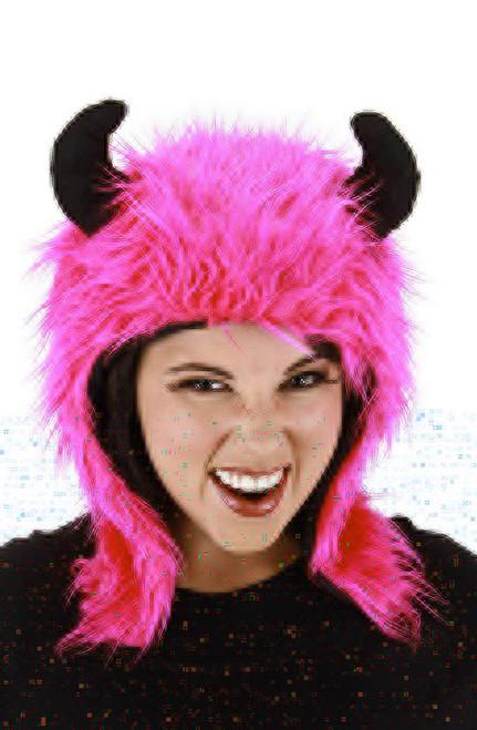 Minotaur Hoodie Pink