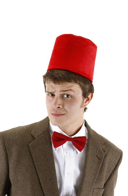 Fez and Bow Tie Kit Doctor Who