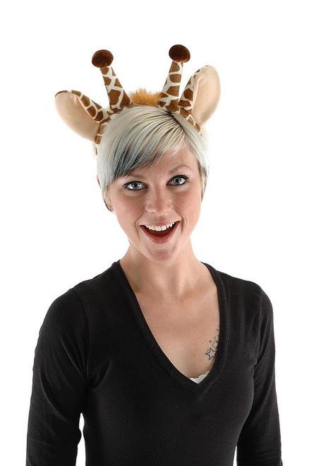 Giraffe Ears & Tail Adult Kit