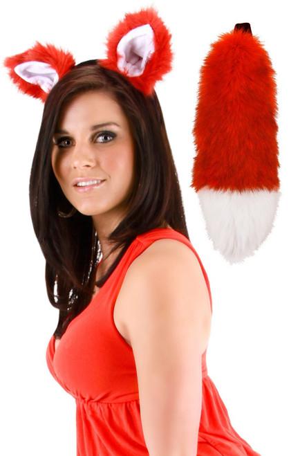 Fox Ears & Tail Kit