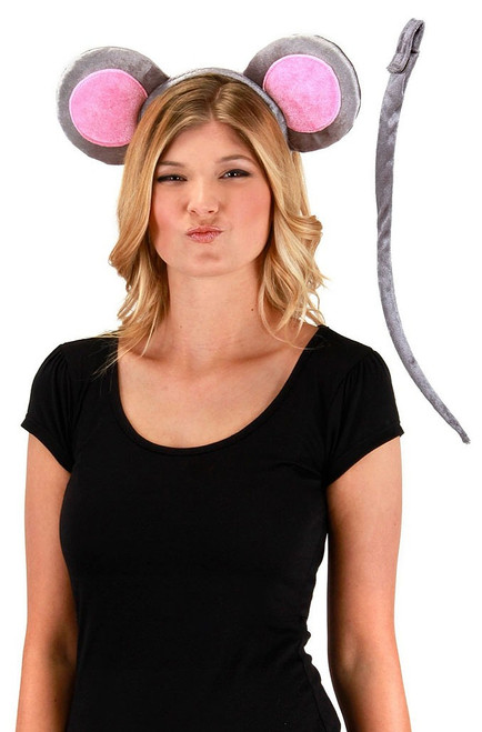 Mouse Ears & Tail Adult Kit