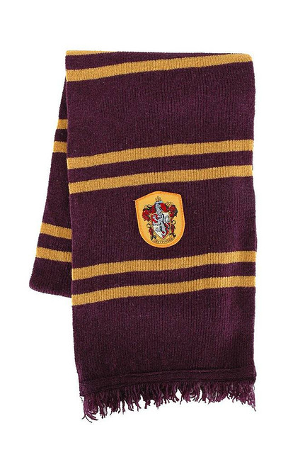 Gryffindor Wool Harry Potter Scarf