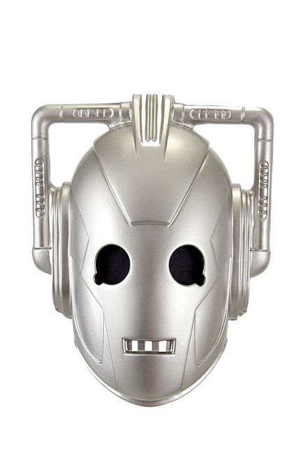 Dr Who Cyberman Vacuform Mask
