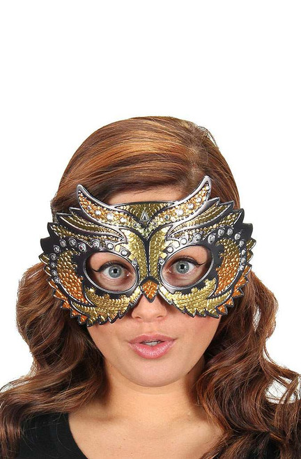 Owl Sparkle Mask