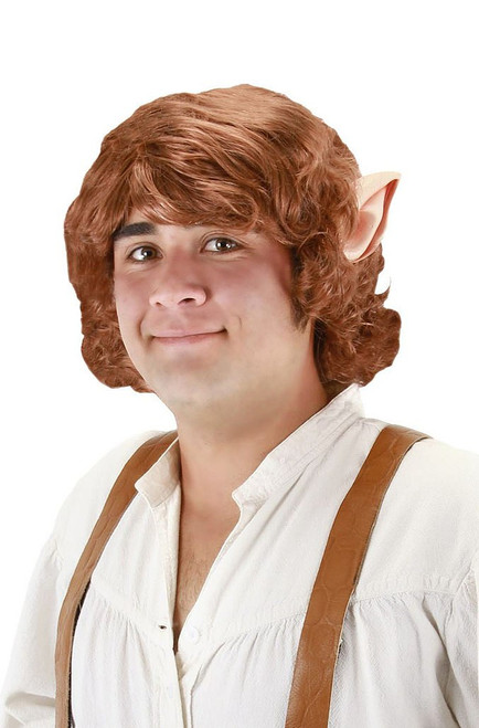 Bilbo Baggings Hobbit Wig