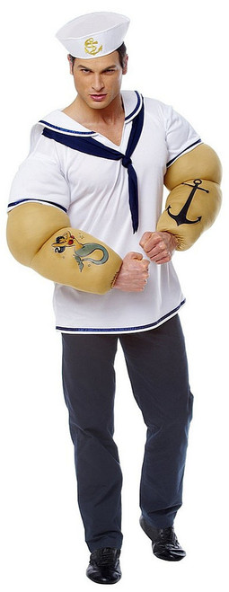 Sailor Popeye Costume