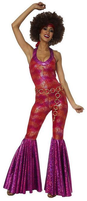 70's Foxy Lady Costume