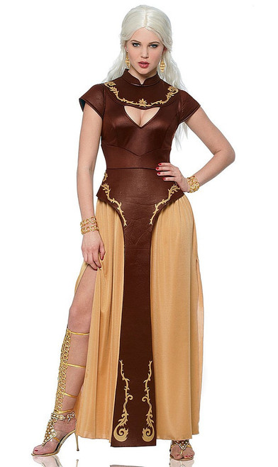 Daenerys Khaleesi Warrior Costume