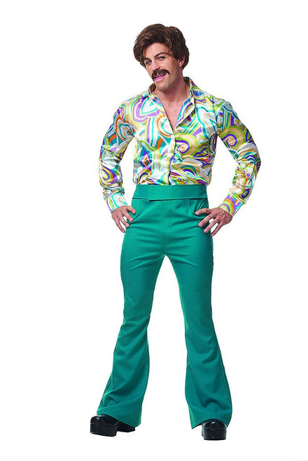 70's Dude Green
