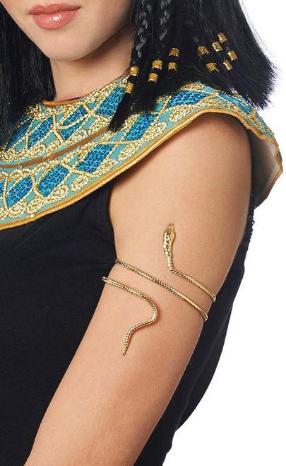 Egyptian Snake Armband