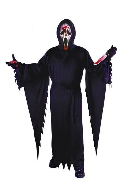 Bleeding Ghost Face Costume