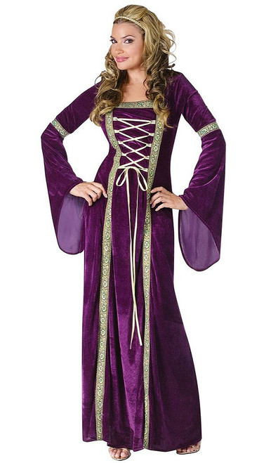 Renaissance Lady Womens Costume