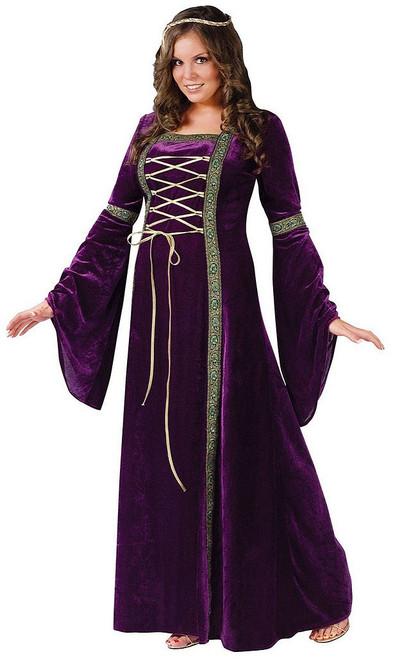 Renaissance Lady Plus Costume