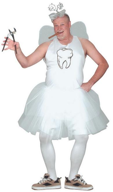 Plus Size Tooth Fairy Halloween Costume