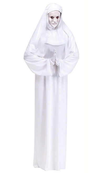 Scary Mary Nun Adult Costume