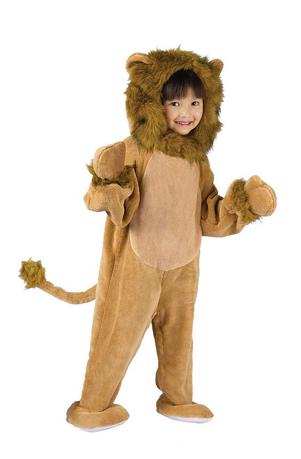 Cuddly Lion Costume