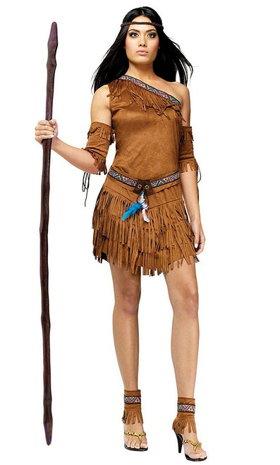 Pow Wow! Indian Adult Costume