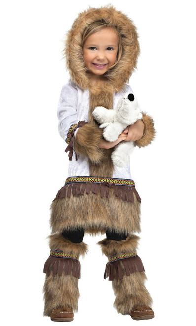 Eskimo Toddler Costume