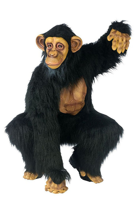 Chimpanzee Adult Costume