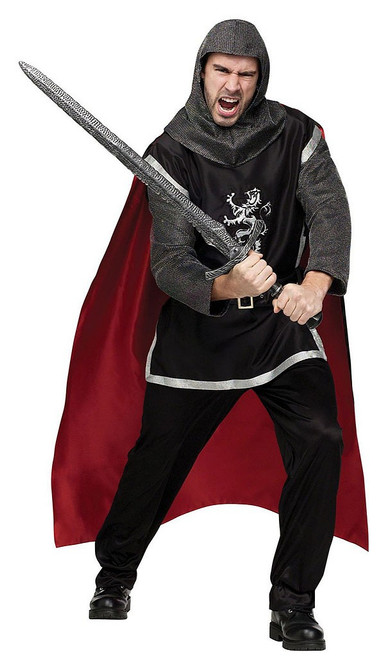 Medieval Knight Adult Costume