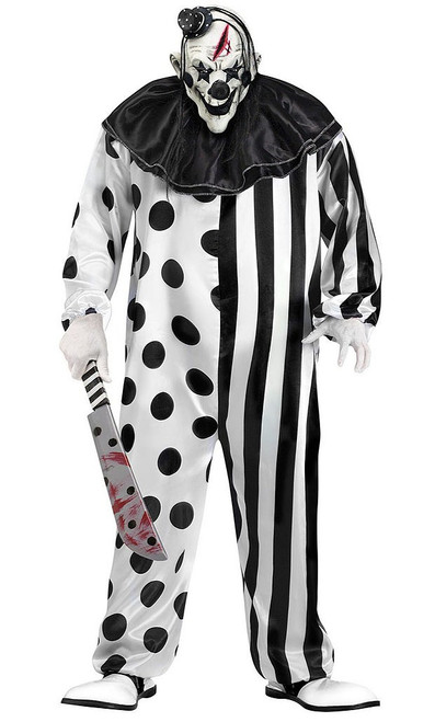 Killer Clown Plus Size Costume