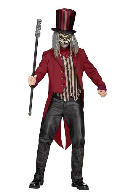 Freakshow Ringmaster Men Costume
