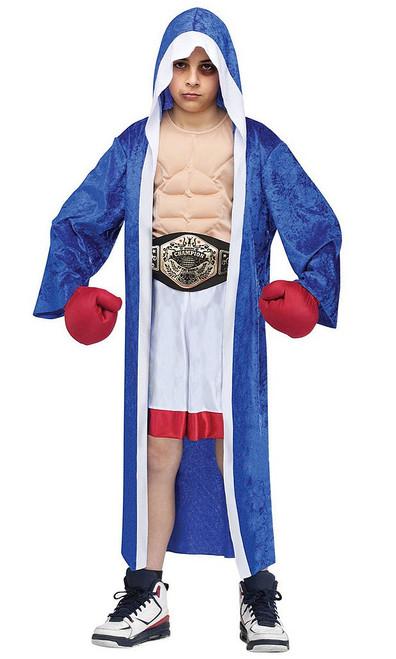 Lil Champ Boxer Child Costume