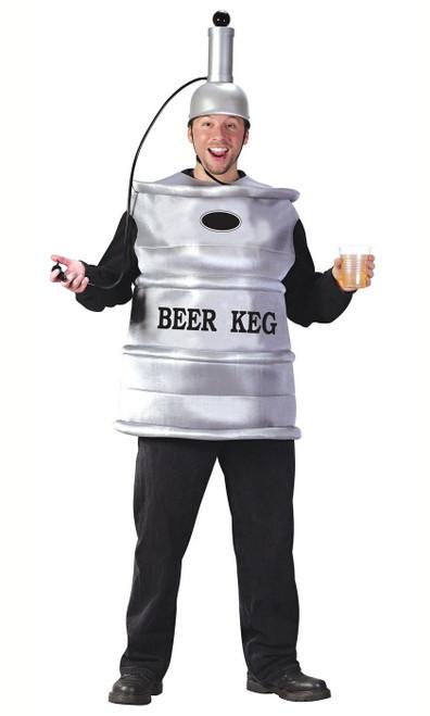 Beer Keg Adult Costume