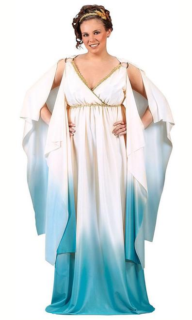 Greek Goddess Plus Costume