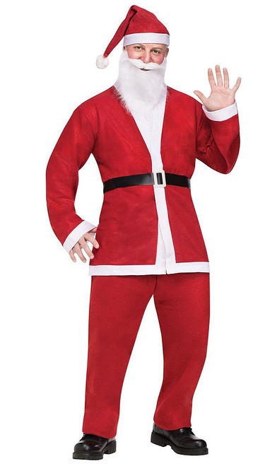 Pub Crawl Santa Suit Costume