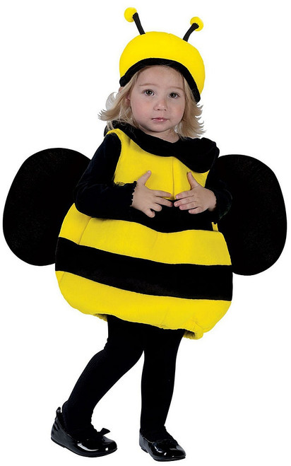 Bumblebee Toddler Costume