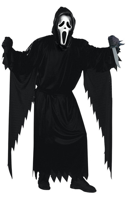 Scream Ghost Face Costume