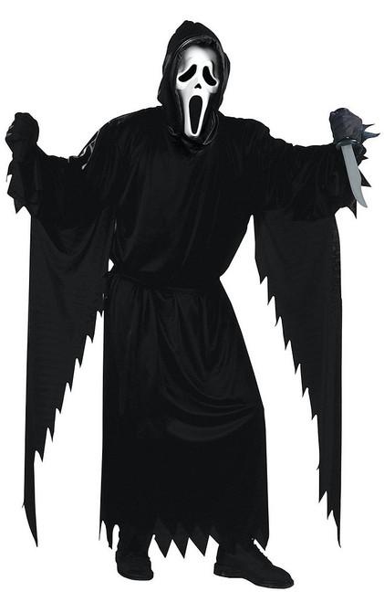 Scream Ghost Face Costume