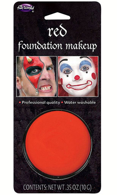 Red Foundation Make-Up