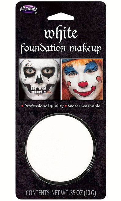 White Foundation Make-Up