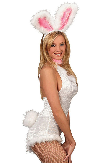 White Bunny Costume Kit