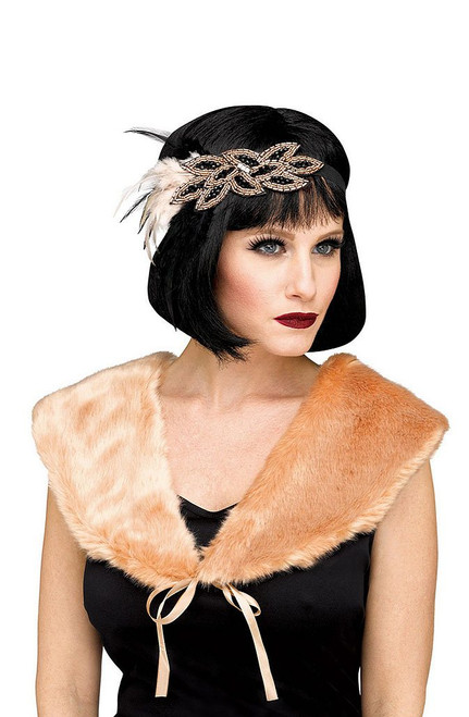 Flapper Champagne Stole