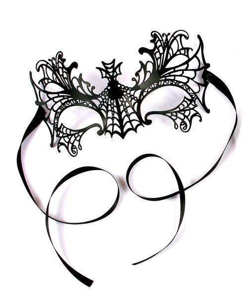 Large Laser Cut Mask Spider