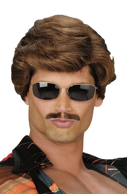 Leading Man Brown wig
