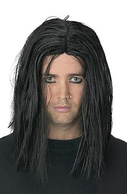 Sinister Black Wig