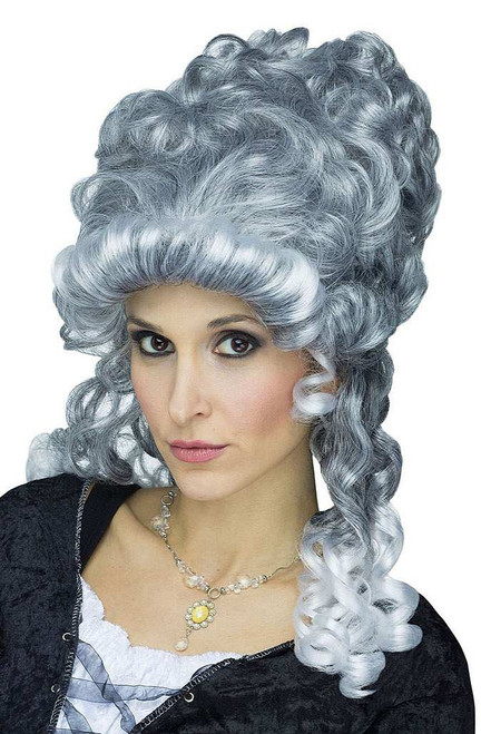 Ghostly Lady Adult Wig