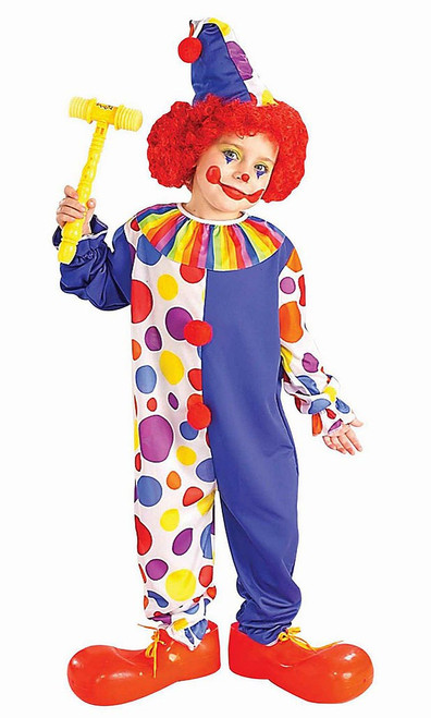 Clown Child Costume